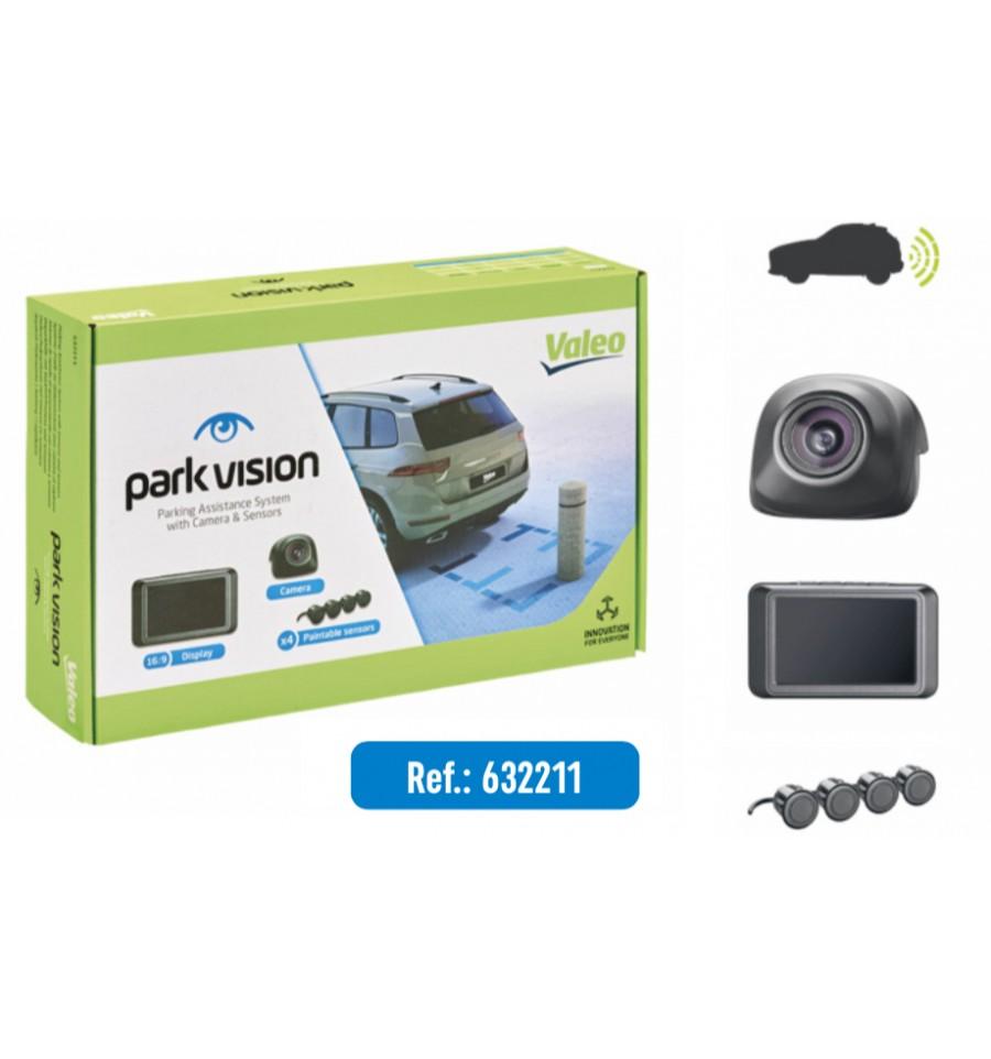 VALEO Monitor Einparkhilfe 632215