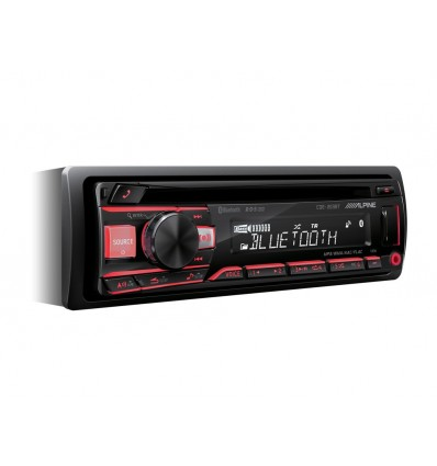 Autoradio Alpine CDE-203BT