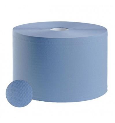 Bobina Papel Azul 3 HOJAS (Unidad)