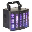 Efecto de luz COMBI-STUV de IBIZA LIGHT
