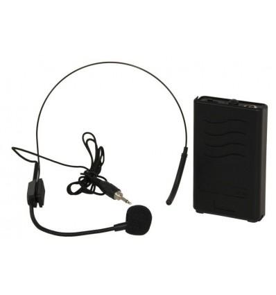 PORTHEAD12 Micro de cabeza 203.5MHz VHF