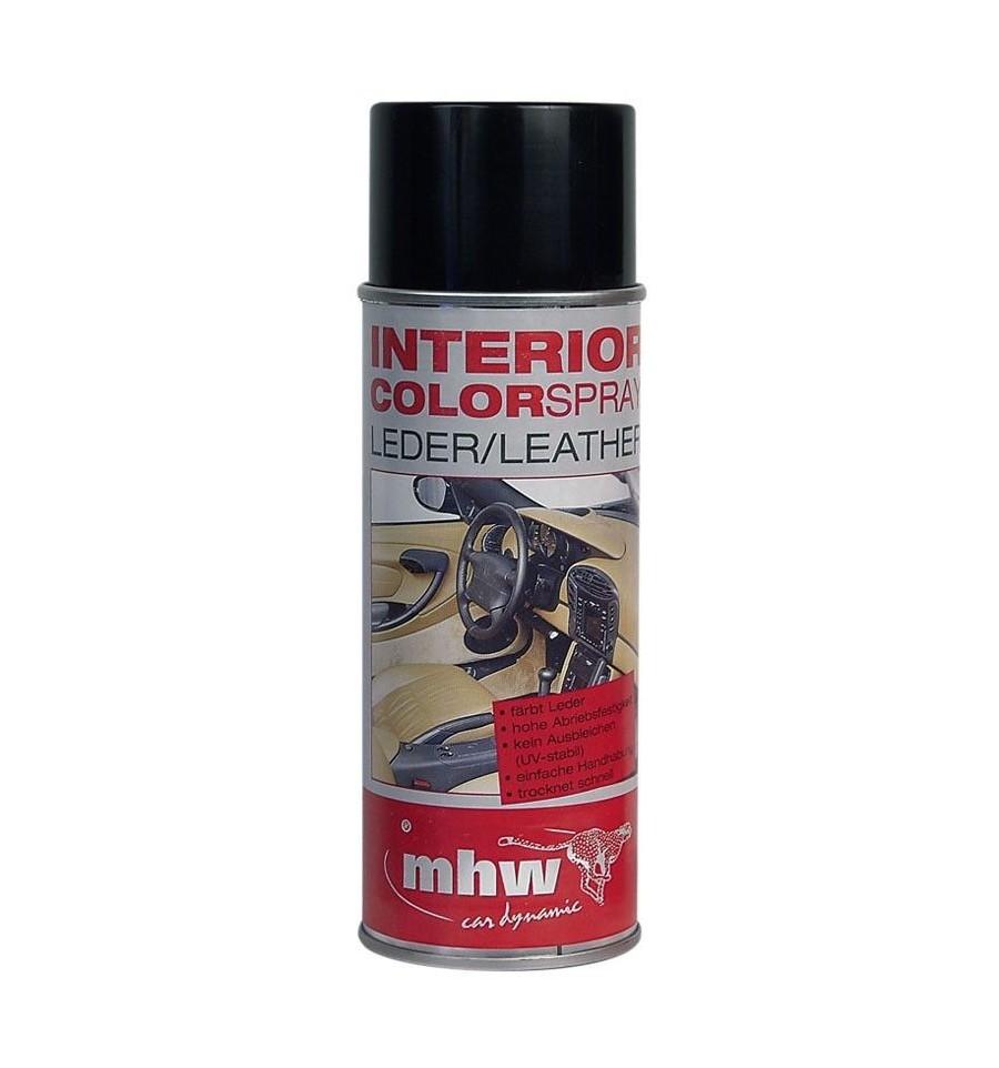 Spray reparador de interiores piel negro fonomovil - Reparador de cristales ...
