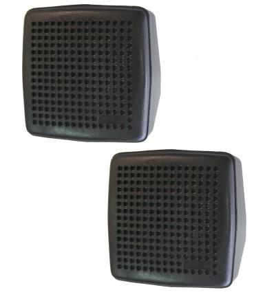 """Bafle altavoz 5"""" (130mm) con reja plástico -jue"""