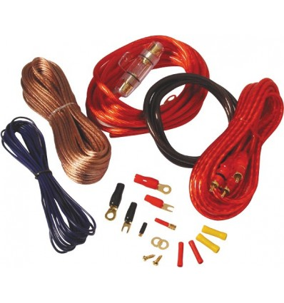 Kit Cable 10 mm 60 Amp 720 Watts max.
