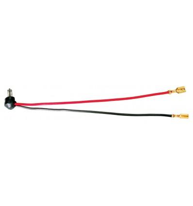 MERCEDES juego conector altavoz Punto-Raya 20cm