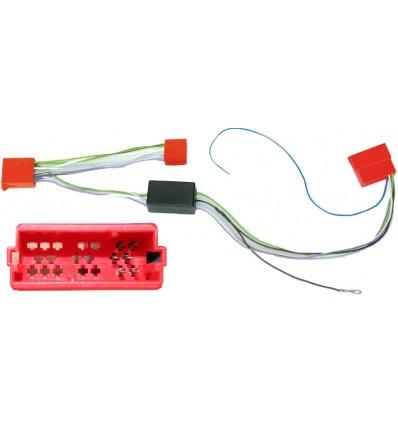AUDI / SEAT / SKODA / VW 98-06 conector Mini ISO a