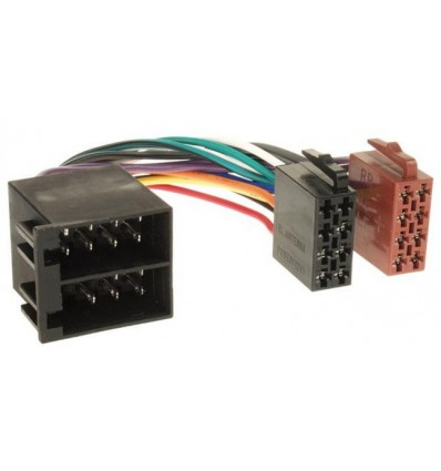 Conector UNIVERSAL ISO / ISO