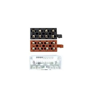 FIAT Freemont 11+ conector ISO