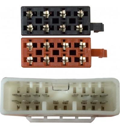 HONDA todos modelos 87-98 conector ISO