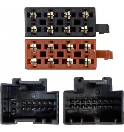 SAAB 9.3 06+ - 9.5 06+ conector ISO
