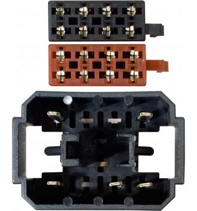 SAAB 900 -93 - 9000 -94 conector ISO