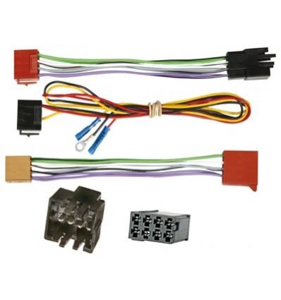Conector 8 Vias BMW / CITROEN / PEUGEOT / SEAT sol