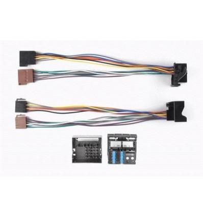 Conector kit manos libres BMW 01+ / OPEL 04+ / VW