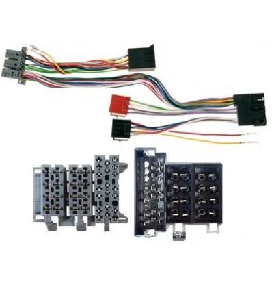 OPEL -04 36 vias conector manos libres