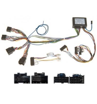 SAAB 9.3 06+ - 9.5 05+ con Amplificador Separado s