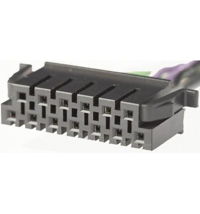 JVC 13 PIN cable Original Radio ISO - Kg-Gs 770R -