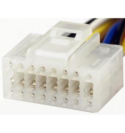 PIONEER 16 PIN cable Original Radio ISO - Deh 534