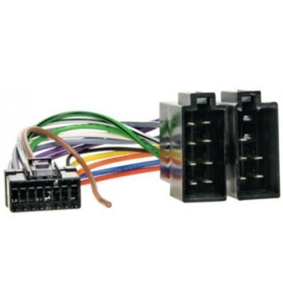PIONEER 16 PIN cable Original Radio ISO - DEH-P 44