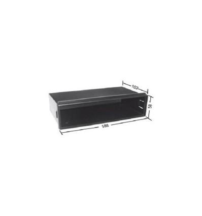 Cajetin porta-objetos ISO 58 x 188 x 102mm con sep