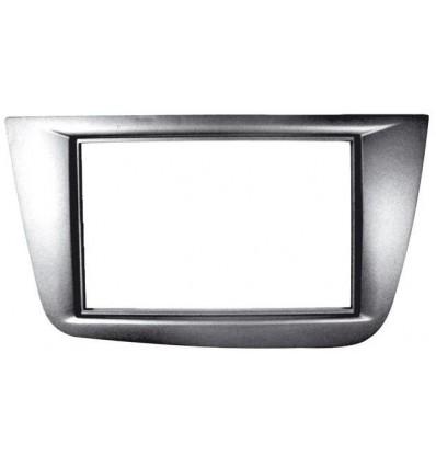 SEAT Altea 04+ - Toledo 04-09 Marco DOBLE ISO Plat
