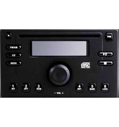 Tapa simulador auto radio DOBLE DIN