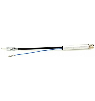 Telealimentador DIN Macho - ISO Hembra AUDI -04 /