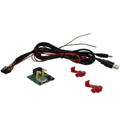 Cable extensión puerto USB-AUX SSANGYONG Rexton 12