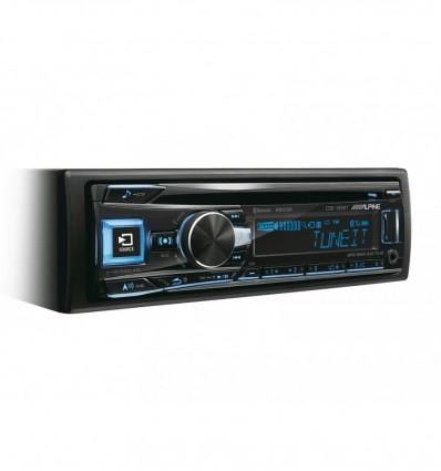 Autorradio Alpine CDE-193BT
