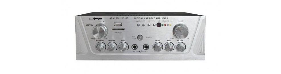 Amplificadores HIFI
