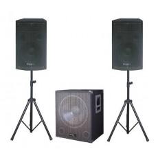 Sistemas Sonido Amplificados