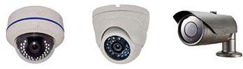 Cámaras seguridad CCTV