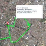 Mapas para localizador GPS