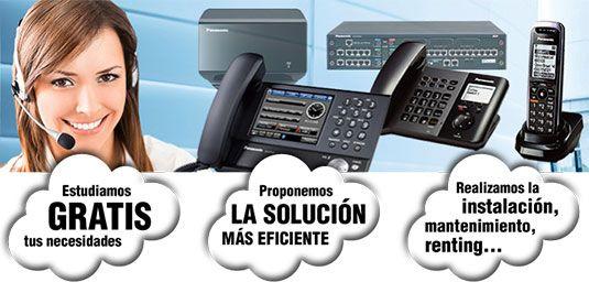 Centralitas y Telecomunicaciones